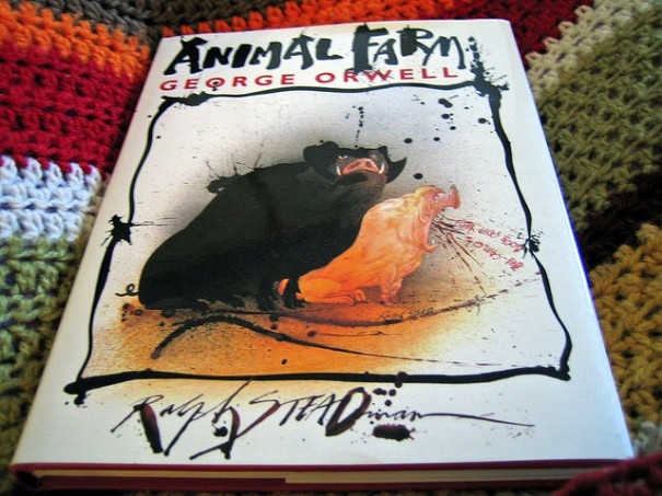 """Animal Farm"", de Paul Downey"