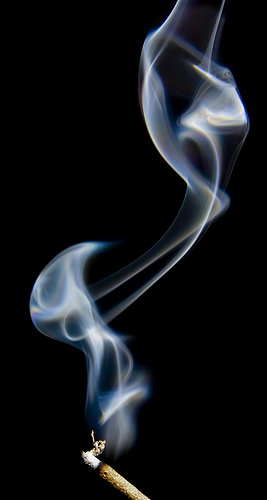 Smoke, de Andrew Magill
