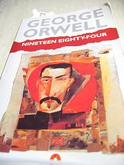 """1984 by George Orwell"", de Benny Lin"