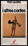 Invasió subtil i altres contes, de Pere Calders