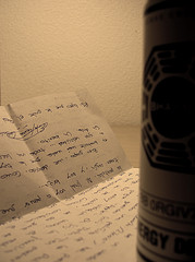 """""""Carta y Lata"""", de Rossy 93"""