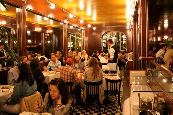 L'Express Restaurant, Montreal, de Chris Goldberg