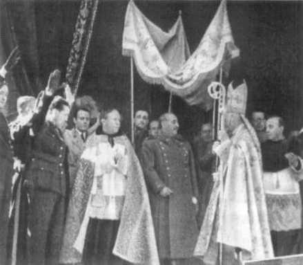 """""""Verdades incómodas: el dictador bajo palio"""", de Jaume d'Urgell"""