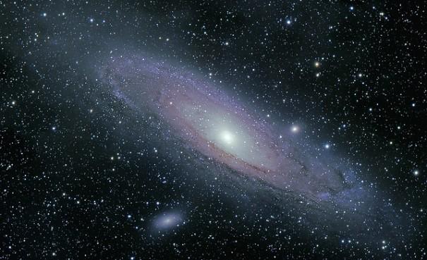 """2009-09-29-M31-9PaneMosaic-Process5-Large"" (Galàxia Andròmeda), de Richie Jarvis"