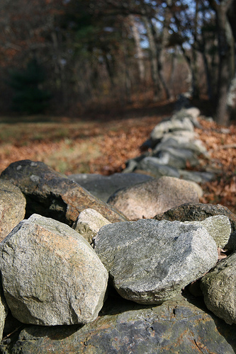 """Stone Wall"", de Tim Sackton"