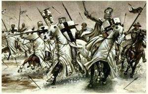 """""""Armenian crusaders"""", de Narek"""