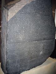 """""""Rosetta Stone - British Museum"""", foto de Spixey"""