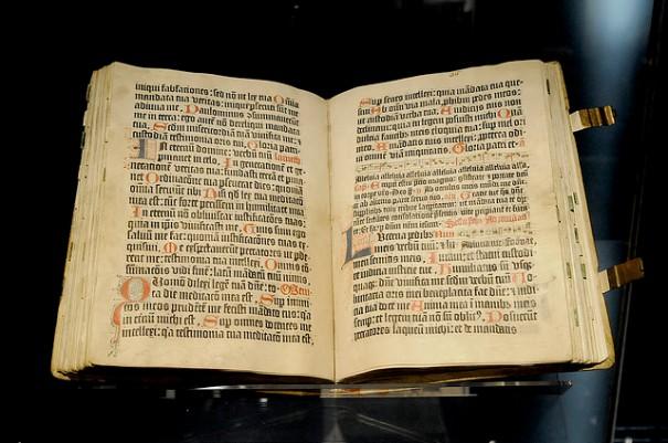 """Gutenberg Bibel"""