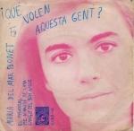 Àlbum Què volen aquesta gent? (1968), de Maria del Mar Bonet