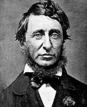 Henry David Thoreau (1856)