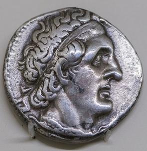 Moneda de Ptolomeu I, d'Ángel M. Felicísimo, Flickr