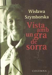 Resultat d'imatges de Vista amb un gra de sorra : antologia poètica