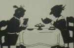 """Adaptació de """"Tea Room"""" de Shawn Rossi, Flickr"""