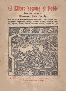 El llibre segons el Poble, de Joan Amades