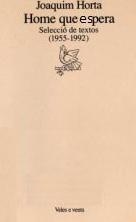 Home que espera, de Joaquim Horta