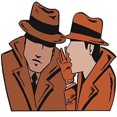 """Spies"", d'AJ Cann, al Flikr, http://www.flickr.com/photos/ajc1/6357759479/"