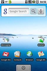 """Android dev phone 1"", d'Okubax, al Flickr, http://www.flickr.com/photos/okubax/3928276372/"