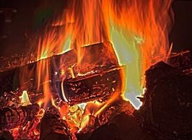 HDR Foc a la terra, de Joan Valls, Flickr