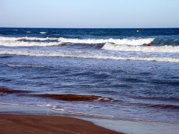 """La mar mediterrània/ Mediterranean sea"", de Núria i Joan Carles, al Flickr, http://www.flickr.com/photos/nuriaijoancarles/506436566/"