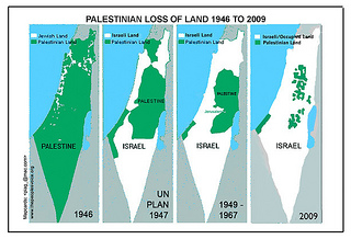 """Palestinian loss of land 1946-2009"", d'Aslan Media, al Flickr, http://www.flickr.com/photos/aslanmedia_official/6996504907/"