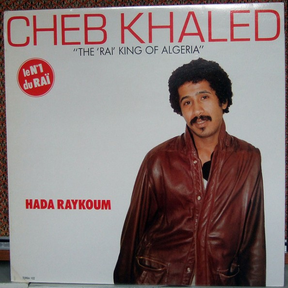 """Cheb Khaled The Rai King of Algeria"", de Nesster, al Flickr, http://www.flickr.com/photos/nesster/2707206137/"