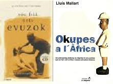Llibres Lluís mallart poble evuzok (Camerun)