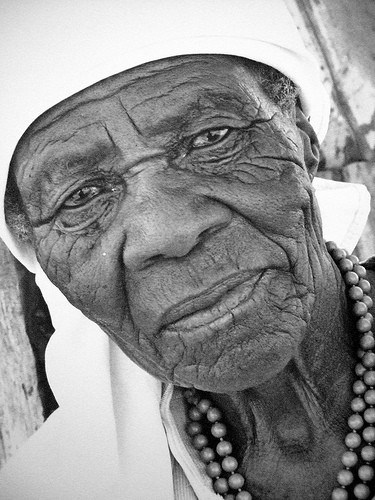 """Namibian Grandmother"", de K. Kendall, al Flickr"