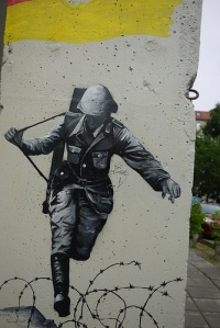 """Soldier Graffiti"", de Pete Sandbach, al Flickr"