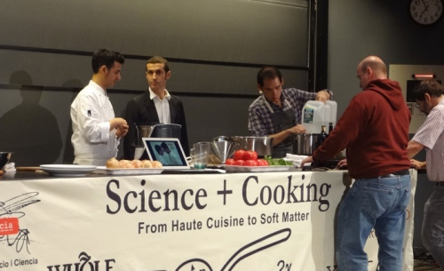 Raül Balam Ruscalleda a la Harvard University, publicada a Awesomesauce Eats
