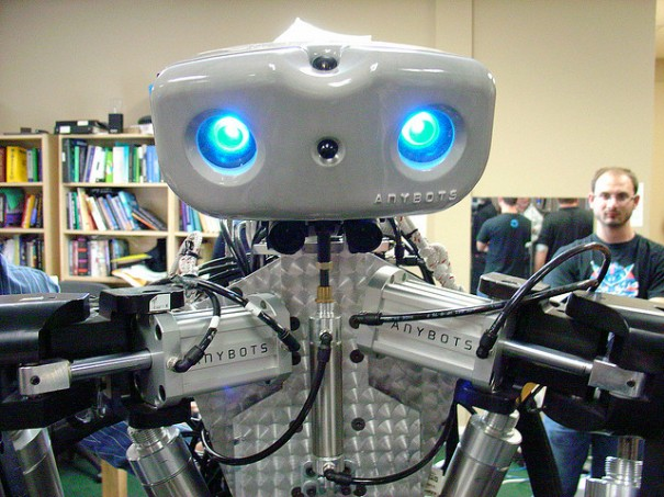 """Hello, I'm a Robot"", de Jeff Keyzer, al Flickr"