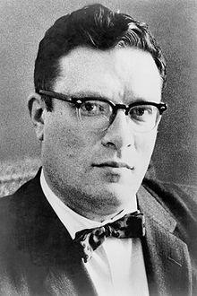 Isaac Asimov, el 1965, imatge de la Viquipèdia