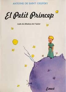 Traducció de Joan Xancó d'El Petit Príncep