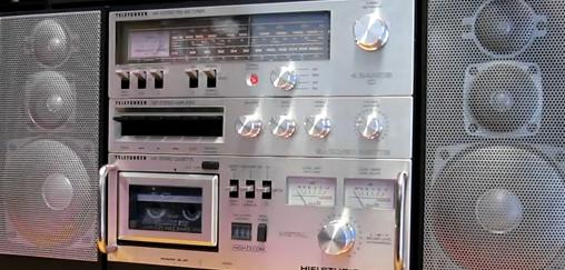 "Imatge del vídeo ""Telefunken hifi studio 1.MOV"", de kaufport, YouTube"