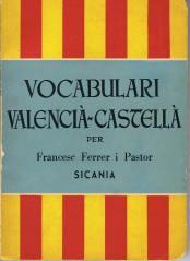 Vocabulari Ferrer Pastor 1