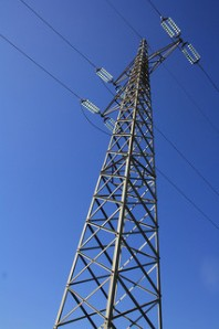 Torre d'alta tensió, Núria, Flickr