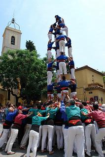 5 de 7, Castellers d'Esplugues, 2013, Flickr