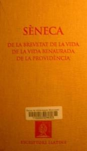 De la brevetat de la vida, Sèneca