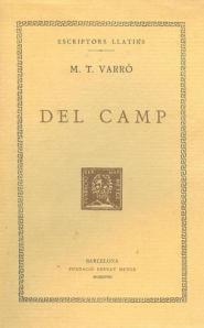 Del camp, de M. T. Varró