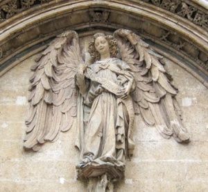 Àngel de la Mercaderia, Llotja de Mallorca