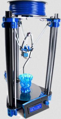 Impressora 3D BCN3DR, de RepRapBCN