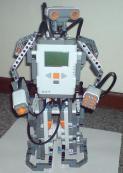 """""""Lego MindStorms.: Alpha Rex"""", foto de Marlon J. Manrique, Flickr"""