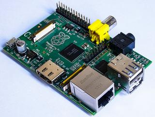 Raspberry Pi, de  Mark Ramsay, Flickr