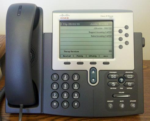 IP Phone, de Justin Brockie, Flickr