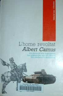 L'home revoltat, Albert Camus