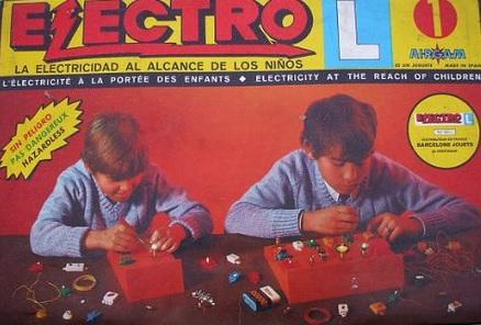 Electro L, www.todocoleccion.net