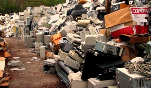 """e-Waste"", Curtis Palmer, Flickr"