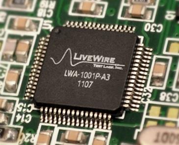 ASIC fabricada per Livewire, http://livewire.com