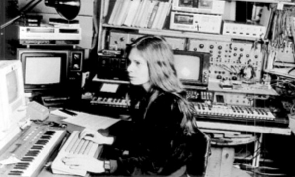 Laurie Spiegel, retiary.org