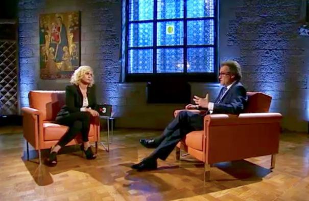 Entrevista a Artur Mas