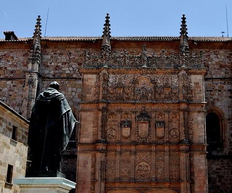 """""""La Universidad de Salamanca"""", de katiebordner, Flickr"""